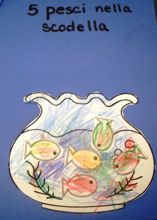5 pesci