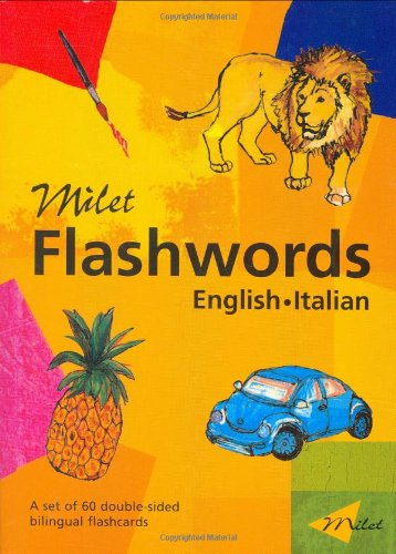 milet picture dictionary english italian