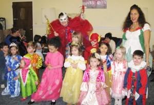 Carnevale con La Fata