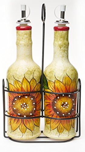 The Original Cucina Italiana Oil And Vinegar Cruet